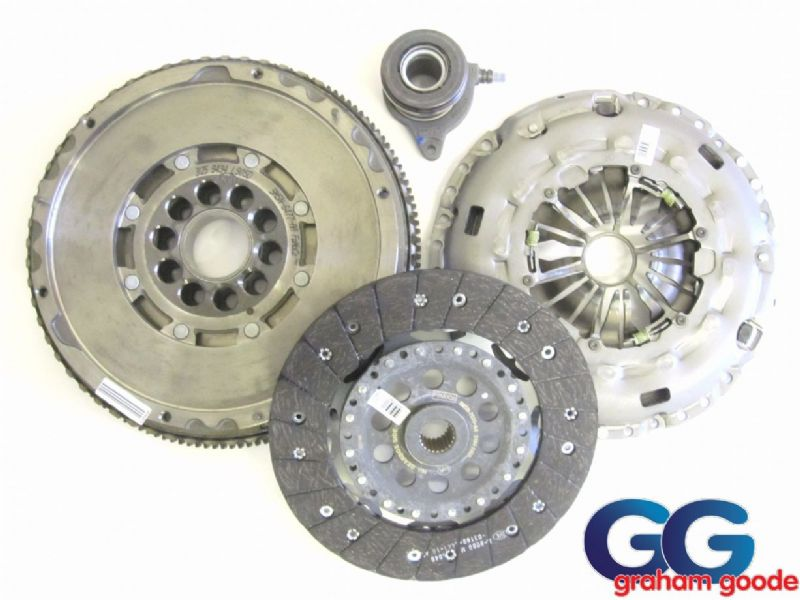 Focus ST225 Focus RS Mk2 OE Clutch Kit & Flywheel Hydraulic Cylinder Genuine Ford